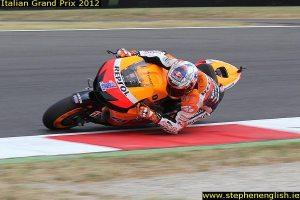 Casey-Stoner-elbow-down-Mugello-FP3-2012