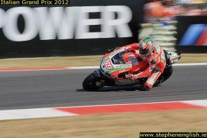 Nicky-Hayden-knee-down-Mugello-MotoGP-warmup-2012