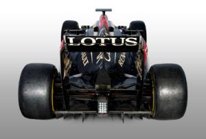 Lotus Launch rear
