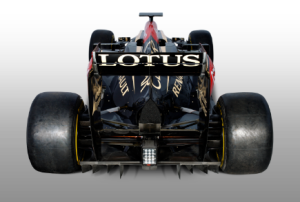 Lotus Launch rear