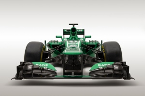 Caterham CT03 front