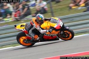 Dani-Pedrosa-corner-entry-Assen-MotoGP-Race-2012