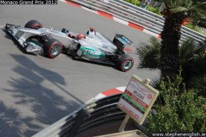 Michael-Schumacher-exits-hairpin-Monaco-Qualifying-2012