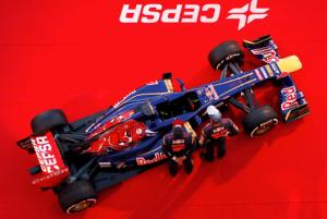Toro Rosso launch 2013
