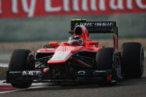 Max Chilton China Race 2013