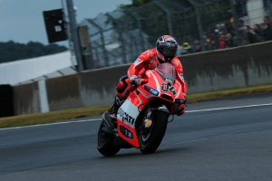 Andrea Dovizioso Le Mans Race 2013