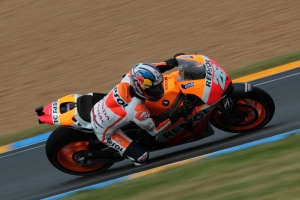 Dani Pedosa Le Mans MotoGP Race 2013 (3)