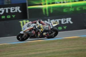 Scott Redding Le Mans Moto2 FP3 2013