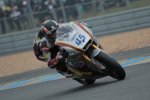 Scott Redding Le Mans Moto2 Race 2013