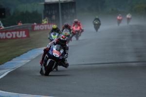 Jorge Lorenzo Le Mans MotoGP Race 2013 (5)