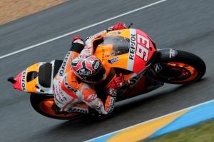 Marc Marquez Le Mans MotoGP Race 2013 (2)