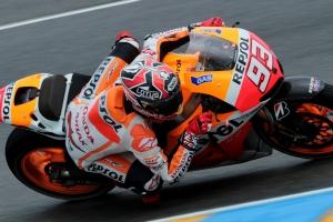Marc Marquez Le Mans MotoGP Race 2013 (3)