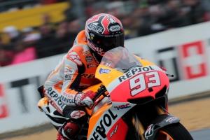Marc Marquez Le Mans MotoGP Race 2013
