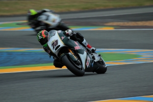 Michael Laverty Le Mans MotoGP Qualifying 2013