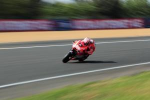 Nicky Hayden Le Mans MotoGP FP3 2013 (2)