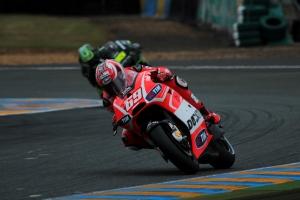 Nicky Hayden Le Mans MotoGP Qualifying 2013