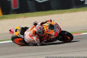 marc marquez misano motogp qualifying 2013