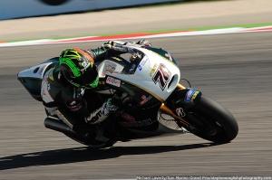michael laverty misano motogp qualifying 2013