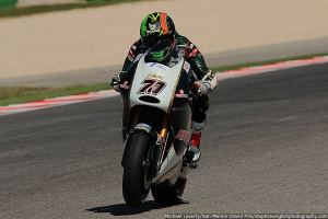 michal laverty 2 misano motogp fp2 2013
