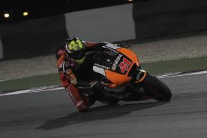 Aleix Espargaro Qatar MotoGP FP1 2014