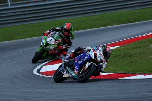 alex lowes tom sykes sepang saturday 2014