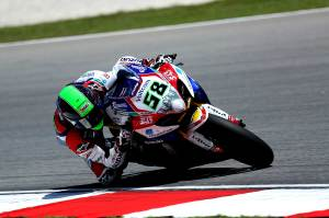 eugene laverty sepang saturday 2014