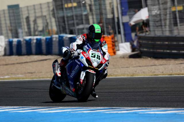 eugene laverty jerez wsbk friday 2014 (2)
